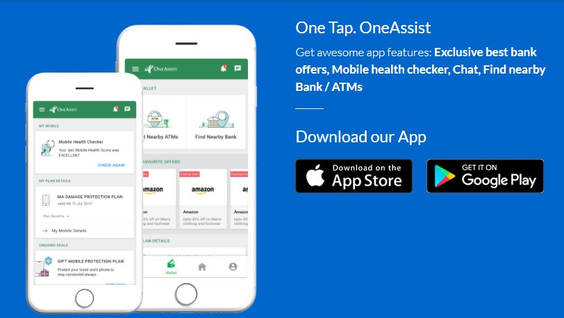 OneAssist Promo Code, Coupons - Flat 15% Off on HomeAssist